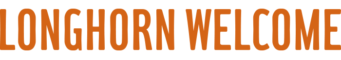 Longhorn Welcome logo
