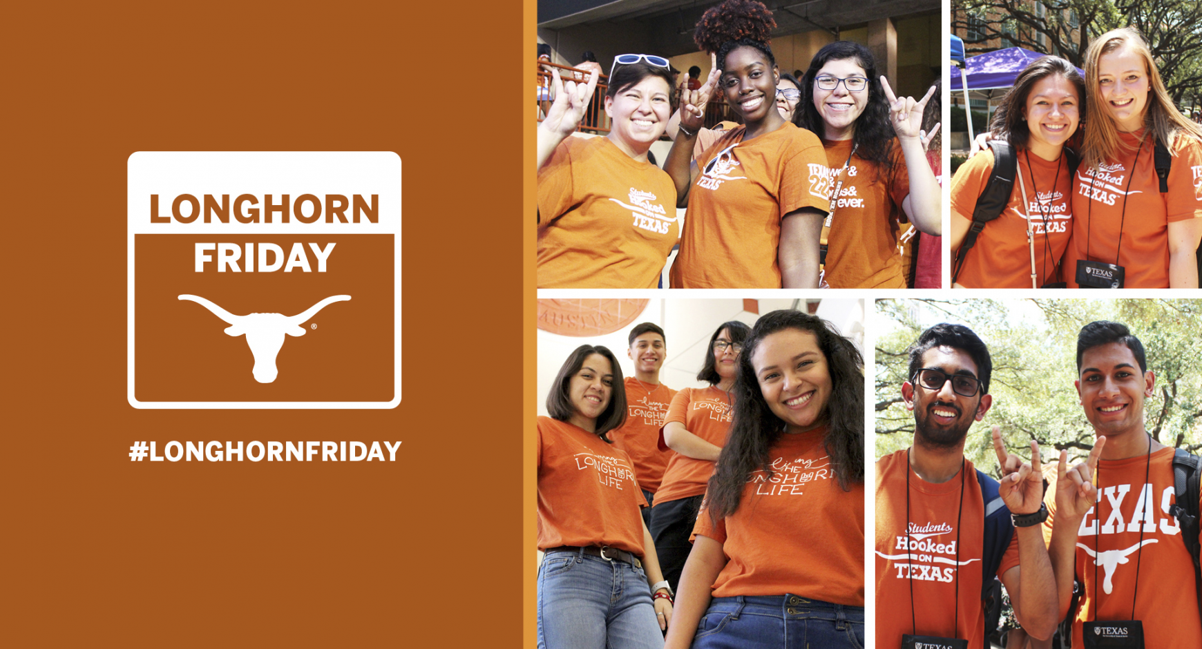 Longhorn Friday Promotional Image