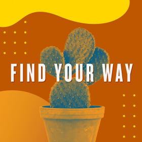 Find your way logo